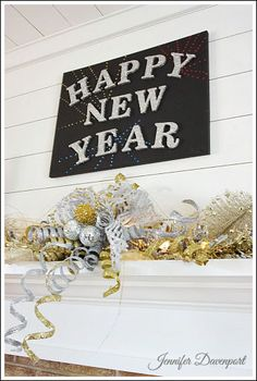 New Years Eve decorations that will make your home stunning!