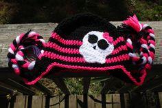 Monster High Hat Skull Hat by JDCStudioCreations on Etsy