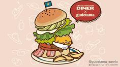Gudetama burger