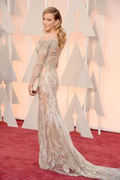 Katie Cassidy. See all the best red carpet arrivals here: