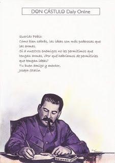 Don Cástulo: Carta a Saulo
