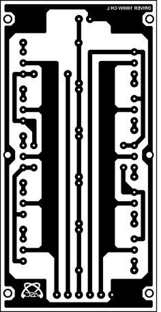 AMPLIFICADOR 14,3 centímetros x 7,5 centímetros 8,3 centímetros x 7,5 centímetros DRIVER ZENER