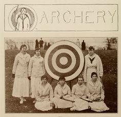 #thinkcolorfully archery