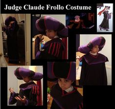 The Costume Of Frollo In The Hunchback Of Notre