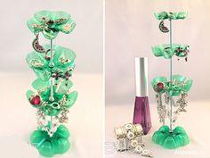 Поделки из маленьких пластиковых бутылок | Все для сада и огорода