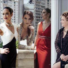 É em homenagem às mulheres poderosas – sabendo que todas são, mas poucas se descobrem assim – que o Fashion Bubbles realizou em parceria com a Valentina Studio seu primeiro Editorial de Moda. A pr...