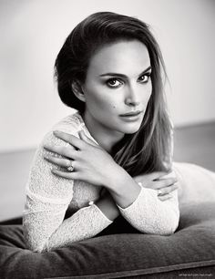 Natalie Portman by Kai Z. Feng