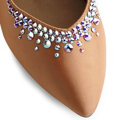BeSparkle Crystallized Design PT513 | Dancesport Fashion @ DanceShopper.com