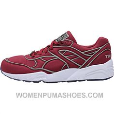 separation shoes 097f6 7b235 Puma Trinomic R698 X ICNY Reflective - Fiery Red Online CSycD