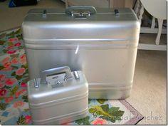 halliburton suitcase - Google Search
