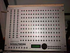 MATRIXSYNTH: Doepfer Schaltwerk Sequencer SN 200233