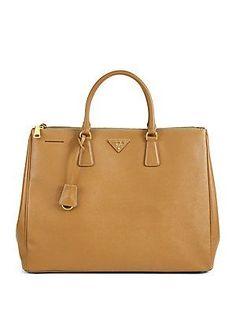 Prada Saffiano Large Tartan-Print Shoulder Bag | Bags, Bags, Bags ...