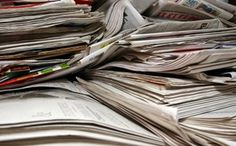 Journalism is an often ignored way to develop strong writing skills. When applied to fiction, the results can be outstanding. Just ask authors like Hemingway and Palahniuk, who were once reporters. Cardboard Recycling, Recycling Machines, New Pen, Life Is An Adventure, Writing Skills, Journalism, Creative Inspiration, Canning, Big News