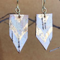 A personal favorite from my Etsy shop https://www.etsy.com/listing/262270924/birch-bark-and-gold-leaf-chevron