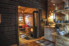 Stuga/Cottage in Lappland, Sweden.