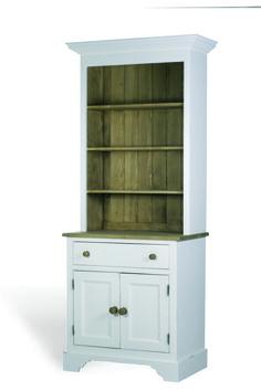 Boekenkast met deurtjes afmeting H 209 cm x B 90 cm x D 49 cm - Inndoors Meubelen en Interieur