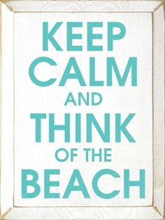 #aioutlet  AMEN to this!!   Think of the beach