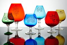 brandy glasses set