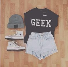 cute simple outfit