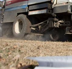 Calgary takes axe to street sweeping budget