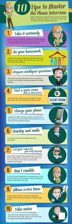 Başarılı Telefon Mülakatı için 10 Taktik!