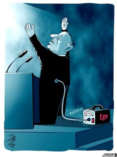Again, cartoonists in #Turkey face jail time for 'insulting' #Erdogan. So today we have an #erdogancaricature by Sofia Mamalinga.