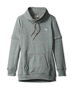 www.myhabit.com  Comfortable sweatershirt with drawstring cowl neck, long sleeves and kangaroo pocket