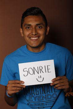 Smile, Edgar Santos, Estudiante, UANL, Monterrey, México