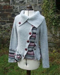 Licorice Allsorts - front by raggedyrags, via Flickr