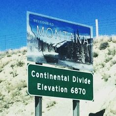The continental divide is why western MT looks so different from eastern MT Dillon Montana, Big Sky Montana, Rocky Mountain Oysters, Seeley Lake, Miles City, Montana Homes, Yellowstone Park, Continental Divide, Big Sky Country