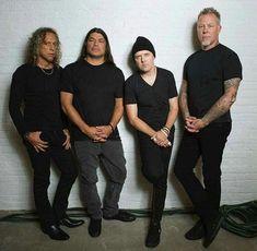 Metallica Fan Page! Kinds Of Music, My Music, Kirk Metallica, Jason Newsted, Cliff Burton, Kirk Hammett, James Hetfield, Beastie Boys, Metal Bands