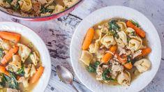 63 Best Homemade Soup Recipes And Ideas For Cold Weather - Food.com Best Soup Recipes, Chowder Recipes, Beef Recipes, Crab Recipes, Favorite Recipes, Amazing Recipes, Turkey Recipes, Potato Recipes, Gourmet