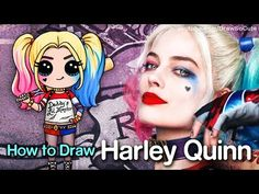 How to Draw LDShadowLady Chibi step by step - Youtube Gamer Minecraft - YouTube