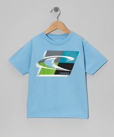Take a look at this Blue Forward Slash Tee by O'Neill on #zulily today!