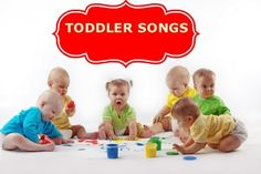 Simple and easy toddler songs for the home or daycare.
