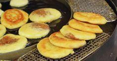 Recette de Hotteok ou crêpes sucrées coréennes à la cannelle et aux cacahuètes. Facile et rapide à réaliser, goûteuse et diététique.