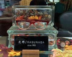 Fall has already arrived at SSE ... and with it great new eyewear from Masunaga and many more!