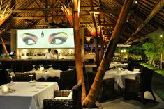 Sardine Restaurant is located in the Seminyak area, Bali. Sardine Restaurant in Bali offers an excellent dining experience and stylish setting. Bali Restaurant, Restaurant Ideas, Bali Travel Guide, Travel List, Places In Melbourne, Bali Baby, Bali House, Bali Honeymoon, Bali Holidays