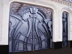 Ковка Welding Videos, Hall Colour, Stainless Steel Gate, Georgian Interiors, Wrought Iron Gates, Door Gate, Entrance Gates, Gate Design, Beautiful Wall