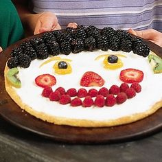 This fruit pizza looks so delicious!                                                     Click here to download                  ...