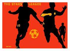 Krzysztof Winnicki: THE STARS LEAGUE Stars, Movies, Movie Posters, Films, Film Poster, Sterne, Cinema, Movie, Film
