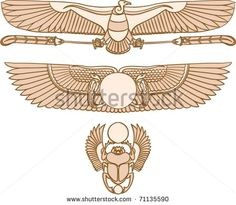 Find Egyptian Symbols stock images in HD and millions of other royalty-free stock photos, illustrations and vectors in the Shutterstock collection. Egyptian Mythology, Egyptian Symbols, Ancient Egyptian Art, Ancient Symbols, Egypt Concept Art, Egyptian Drawings, Egypt Jewelry, Egypt Art, Luxor Egypt