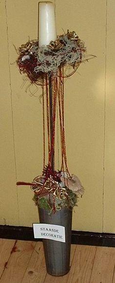 Staande decoratie Hobbyatelier De Pottekijker