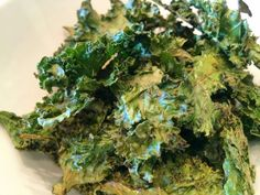 ❤︎  Love kale chips? Make a ton and store them in , in an airtight container the refrigerator. They'll stay crispy for days! ❤︎ Kale is a super-green packed to the max with nutrition, which puts it high on the list of the world's healthiest foods. Dark leafy greens like kale are important for skin, hair and bone health, as well as provide protein, iron, vitamins and minerals.