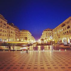 Thessaloniki, Square, The Locals, Greece, In This Moment, Building, Travel, Instagram, Greece Country