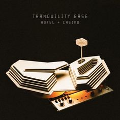 Arctic Monkeys return with their new album, entitled 'Tranquility BaseHotel & Casino.' Produced by James Ford and Alex Turner, the album wasrecorded in Los Angeles, Paris and London. Alex Turner, Joe Cocker, Ziggy Stardust, Arctic Monkeys Album Cover, Lp Vinyl, Vinyl Records, Vinyl Cover, Itunes Music, Uk Music