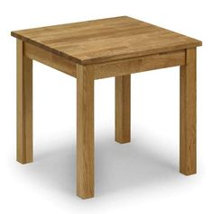 Catalina American White Oak Lamp Table Sale Now On Your Price Furniture
