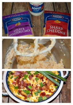 Charleston Cheese Dip. An easy and cheesy dip to make for your Christmas parties!