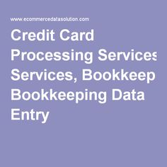 8 best quickbooks online world images on pinterest cloud credit card processing services bookkeeping data entry at ecommerce data solution we give one fandeluxe Image collections