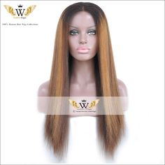 6A 130 Density Remi Hair Full Lace Human Hair Wig For Black Women  Lace Front Wig Yaki Straight Best Human Hair Wigs